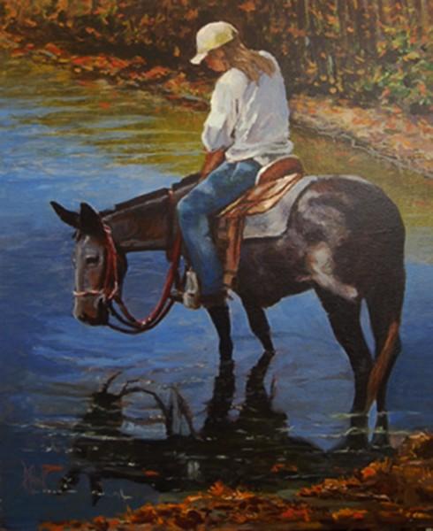 Sara's-mule